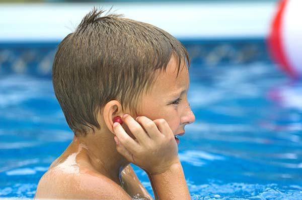Exostosis oido nadador