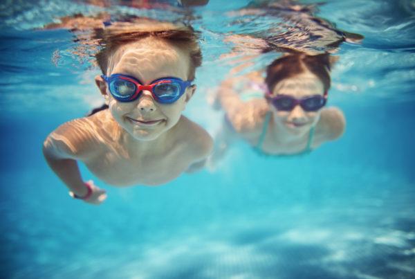 Otitis externa y piscina