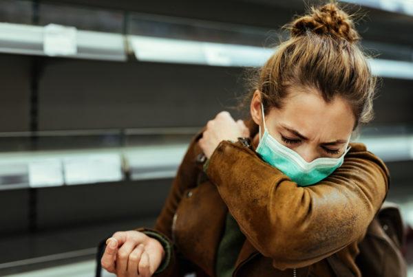 Disfonía, la posible consecuencia del coronavirus